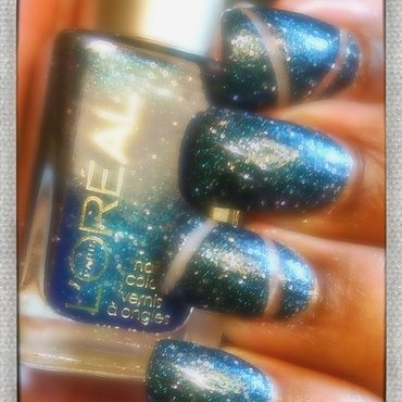 Seche Seche Vite and L´oréal Color Riche Hidden gems Swatch by peecheytee