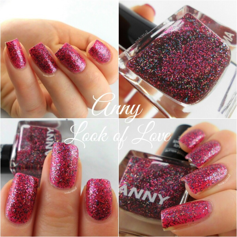 Anny Look of Love Swatch by Ann-Kristin