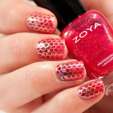 1 pink mermaid nails thumb370f