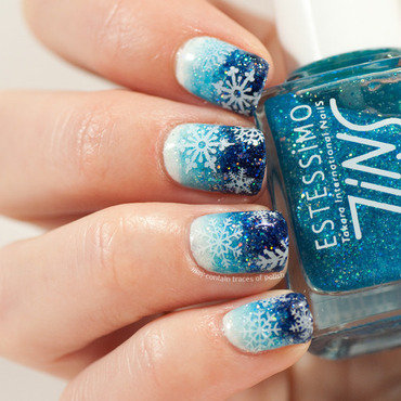 1 estessimo tins glitter gradient winter nail art thumb370f