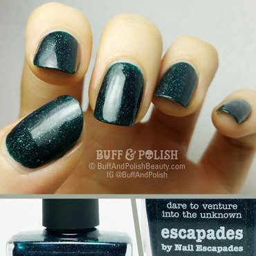 piCture pOlish Escapades Swatch by Buff & Polish