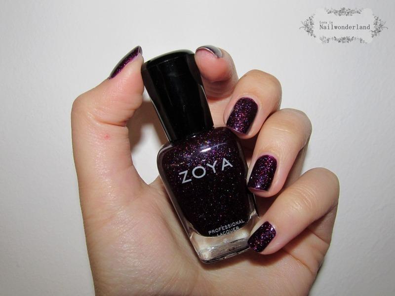 Zoya Payton Swatch by Lora