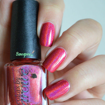 Colors By Llarrowe Little red corvette Swatch by Sweapee