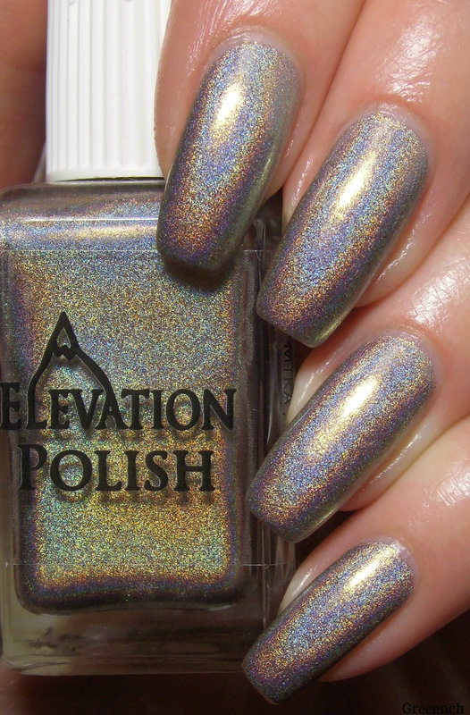 Elevation Polish Tre Cime Di Lavaredo Swatch by greeench