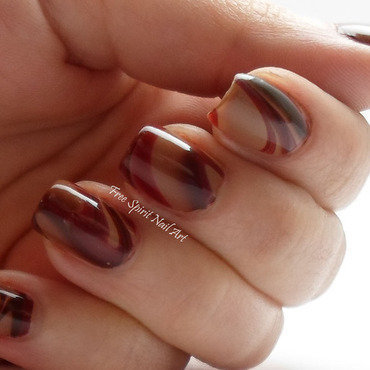 Rich Chocolate Candies nail art by Free_Spirit_Nail_Art