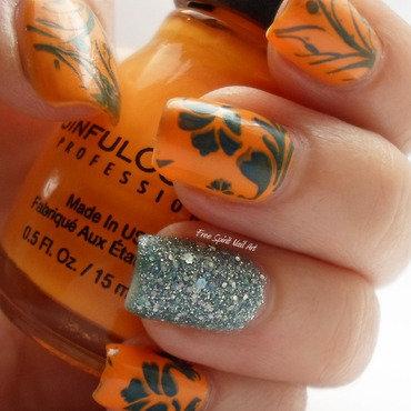 Fall Nail Art nail art by Free_Spirit_Nail_Art