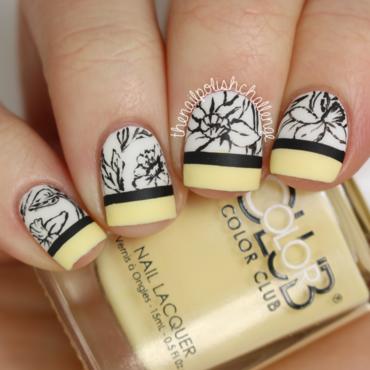 Gucci flora nail art thumb370f