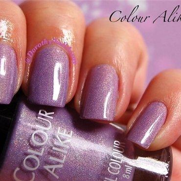 Colour Alike 511 Lilianka Swatch by Dorothy NailAssay