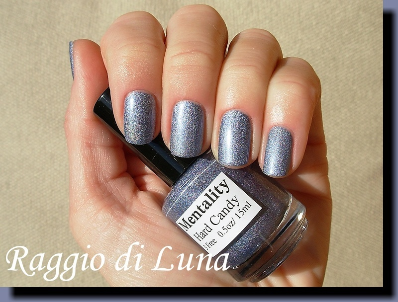 Mentality Hard Candy Swatch by Tanja