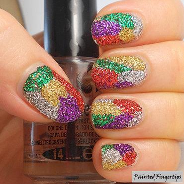 Bling glitter nails thumb370f