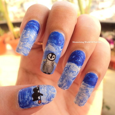 Penguin 20nail 20arts thumb370f