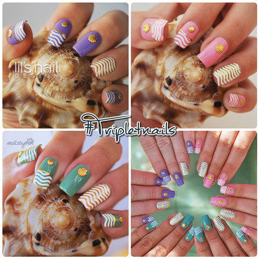 Tripletnails collage thumb370f