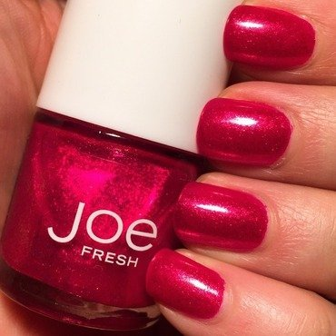 Joe Fresh Ruby Swatch by Steph