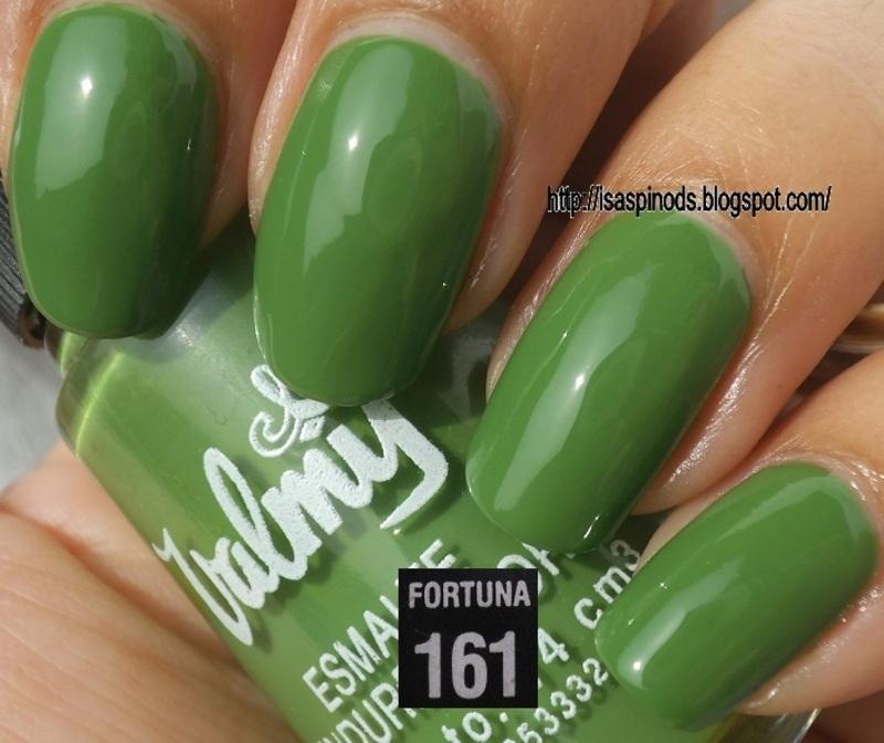 Valmy 161 Fortuna Swatch by Isabel