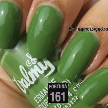 Valmy 161 Fortuna Swatch by Isabel