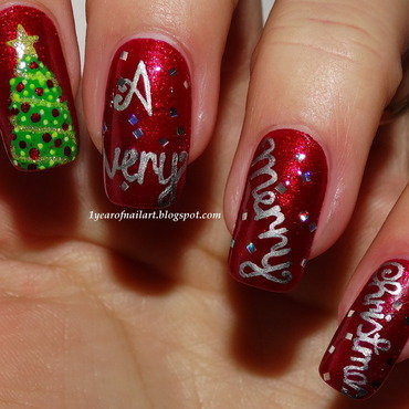 Merry 20christmas 20nails thumb370f