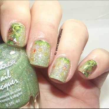 Christmas nails II nail art by Mycrazydesigns