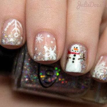 Winter snowman 11 thumb370f