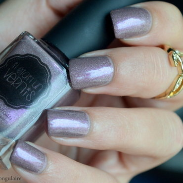 il eta something to remember Swatch by And'gel ongulaire