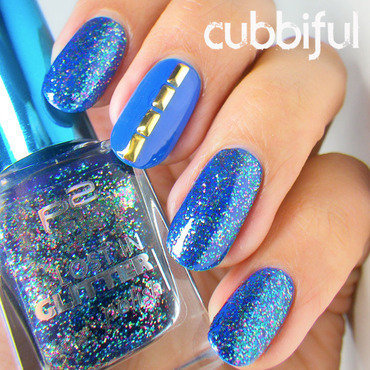 Swatch p2 lost in glitter be cool thumb370f