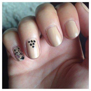 MANUCURE PARISIENNE & LADY GAGA !! nail art by Dju Nails