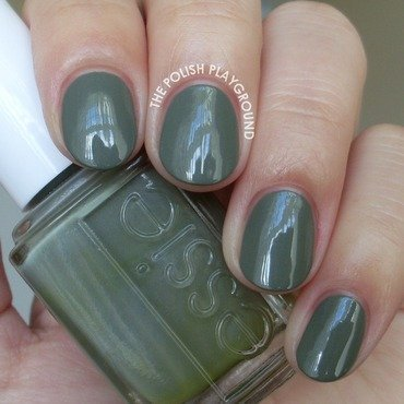 Essie Sew Psyched Swatch by Lisa N