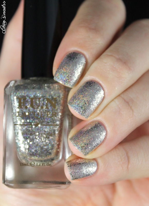 Fun Lacquer Pay Day (H) Swatch by Cocosnailss