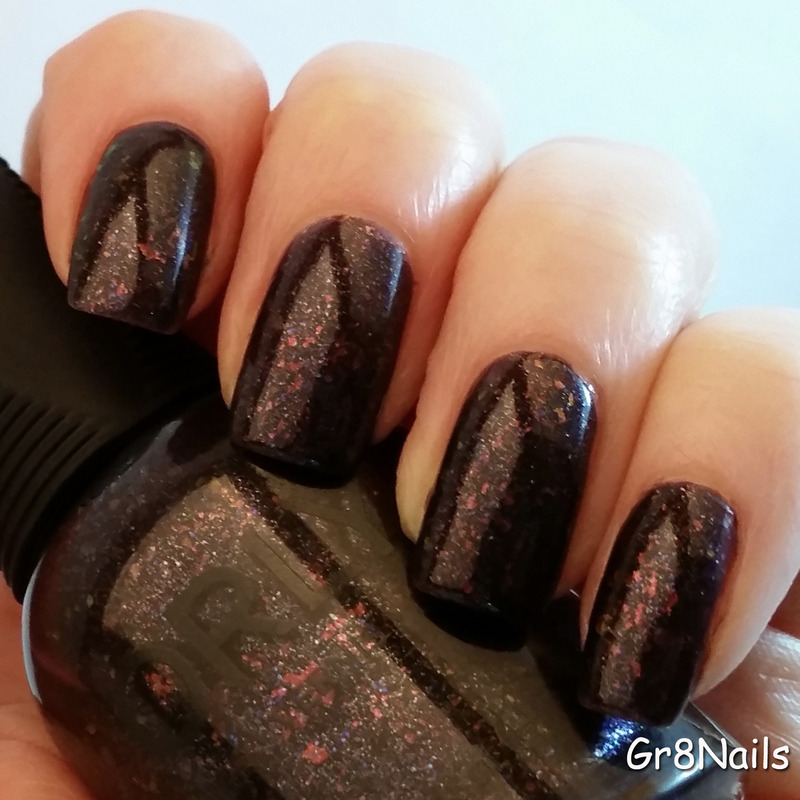 Orly Swatch  by Gr8Nails