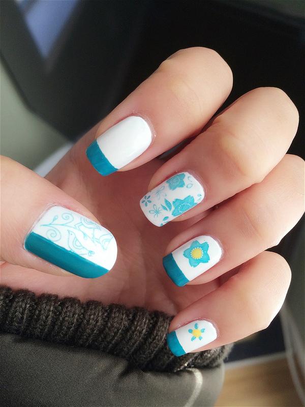 may nail art by Mo_Mop