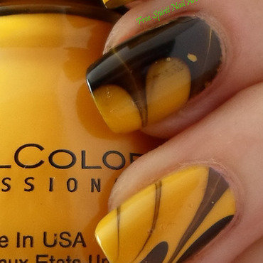 Yellow 26black water marble 4 thumb370f
