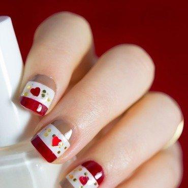Color block nail art 3 thumb370f