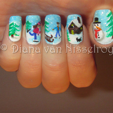 Freehand 20winter 20scene 201 thumb370f