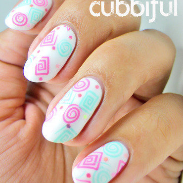Abstract nails thumb370f