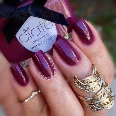 Ciate Cabaret Swatch by Debbie
