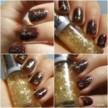 Revlon Universe Swatch by Michelle Mullett