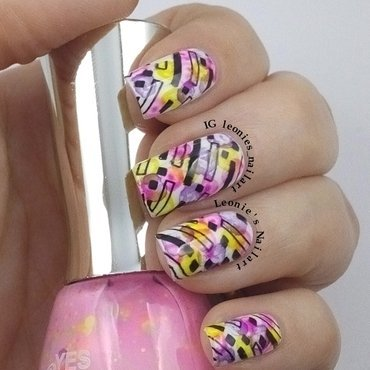 03 20watercolored 20stamping 20  20leonie s 20nailart thumb370f