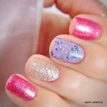#55 nail art by Juli