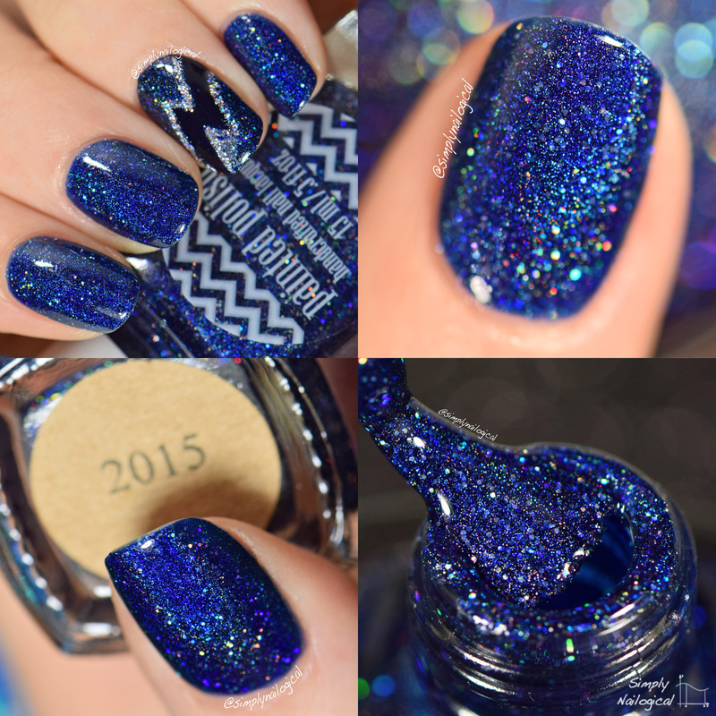 Painted Polish 2015 Swatch by simplynailogical