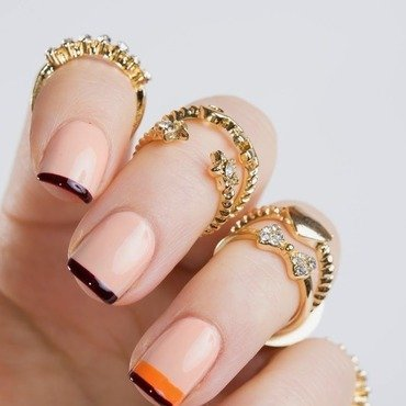 Gold knuckle rings thumb370f