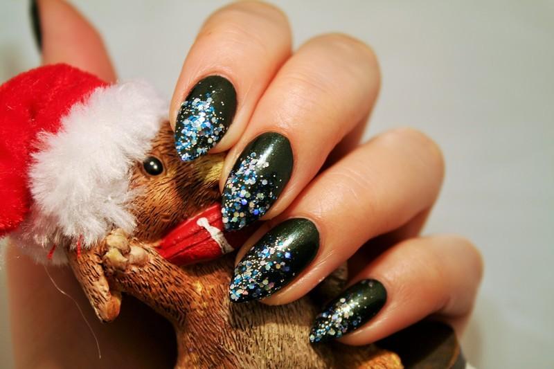 Gletterama nail art by Jane