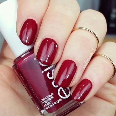 Essie Head Mistress Swatch by nailicious_1