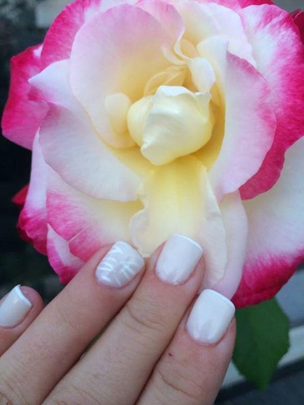 my vampire is buff  nail art by Irina