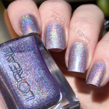 Loreal masked affair Swatch by The Polished Mommy