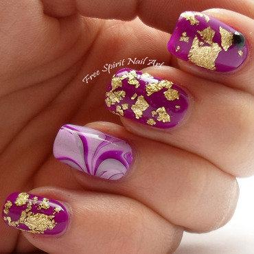 Freshpaint mrs robinson gold foil 1 thumb370f