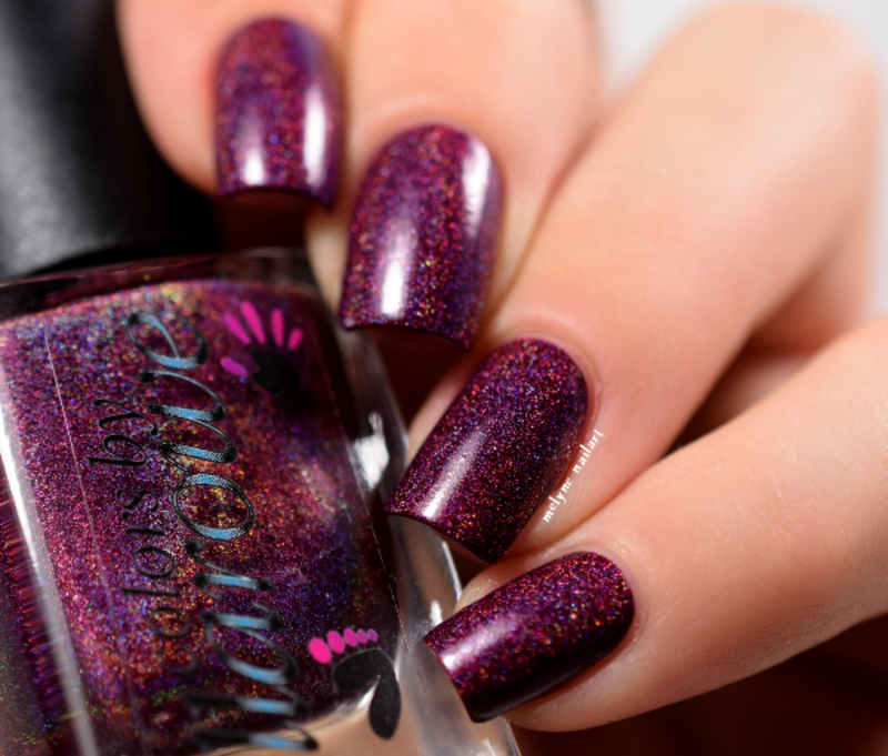 Colors By Llarowe Oxen Swatch by melyne nailart