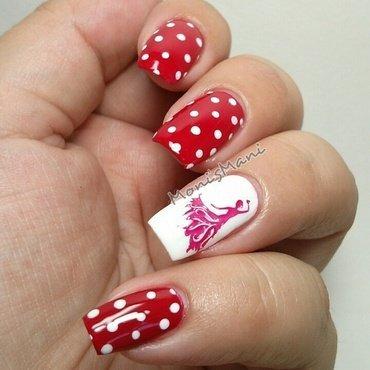flamenca nail art by Moni'sMani