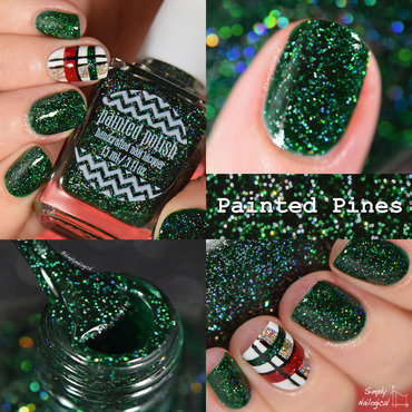Paintedpolish paintedpines collage thumb370f