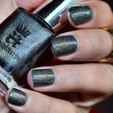 A England Fated Prince Swatch by And'gel ongulaire