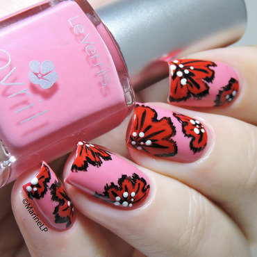 Floral nails avril 3 thumb370f