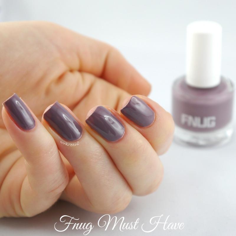 FNUG Must Have Swatch by Ann-Kristin